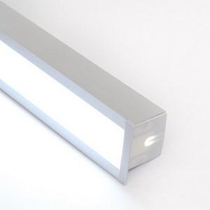 Lente para barra LED